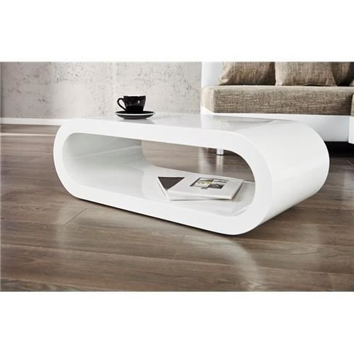 table basse design relibo blanc achat vente table basse table basse design relibo cdiscount. Black Bedroom Furniture Sets. Home Design Ideas