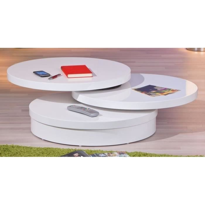 Table basse fly images - Table basse ronde industrielle ...