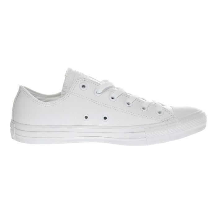 Converse Chuck Taylor Ox Chaussures 136823c Blanc BNSBP Taille-39