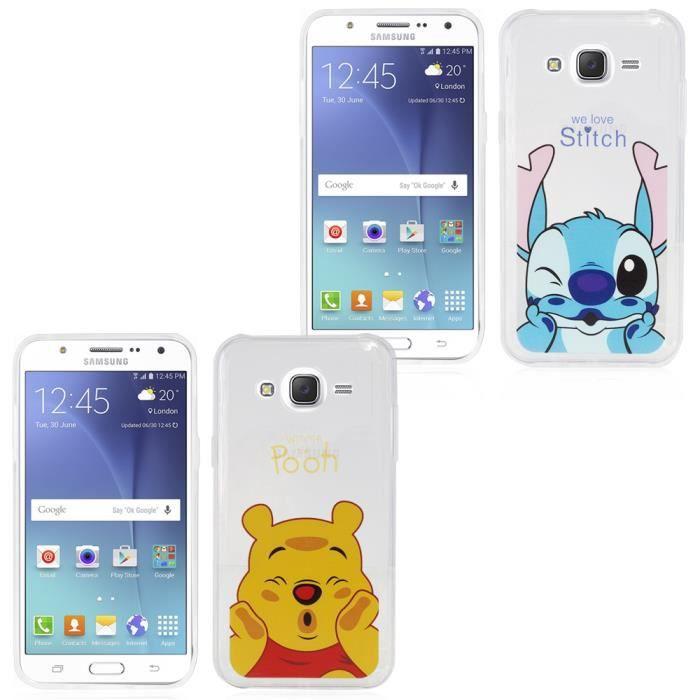 Pour Samsung Galaxy J5 SM-J500F- J500FN: Lot 2 Coq