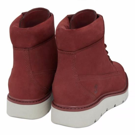 Chaussures Timberland Kenniston 6in Lace U Sable Bordeaux