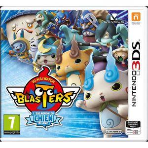 JEU 3DS Yo-Kai Watch Blasters : L'escadron du chien blanc