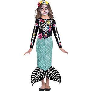 DOCTEUR - VÉTÉRINAIRE Docteur B4N0J Jour de l'âge Costume mort sirène 6-