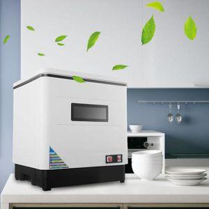 LAVE-VAISSELLE Lave-vaisselle à poser automatique en acier inoxyd