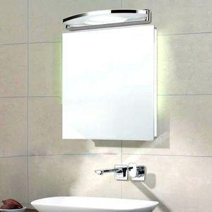 APPLIQUE  Lampe pour Tableau ou Miroir - Acier inoxydable -