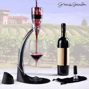 CARAFE A VIN Aérateur de Vin sur Pied Summum Sommelier