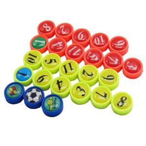 AIMANT Lot de 26mini, parfait pour tactique football Boa