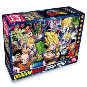 PUZZLE 1000 Pièce Jigsaw Puzzle Anime Dragon Ball Z Imper