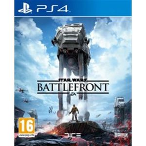 JEU PS4 Star Wars™ Battlefront™ (PS4)