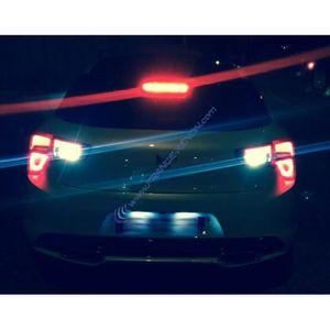Replay AV Transparent a LEDs Paire ** Motodak Clignotant Scoot Adaptable Piaggio 50 Zip 2000
