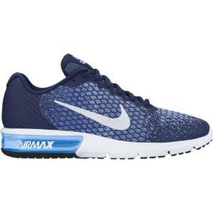 BASKET Nike wmns air max sequent 2, binaire blue - whitec