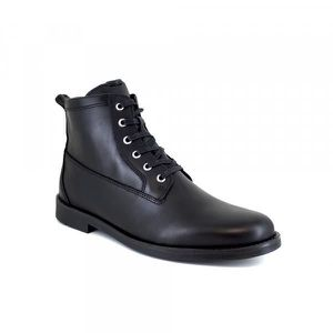 RICHELIEU Bottine J.Bradford Cuir Noir JB-AVERY21 - Couleur