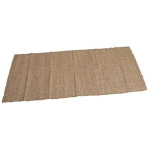 TAPIS Grand tapis rectangulaire en jonc -  Dim : 80 x 20