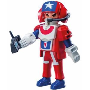 FIGURINE - PERSONNAGE Figurine Playmobil Serie 11 garçon: Le combattant