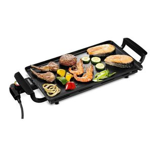 PLANCHA DE TABLE PRINCESS Plancha électrique 1800W - L 22,5 x P 44