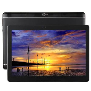 TABLETTE TACTILE Tablette 10 pouces 4G Android 7.0 2Go RAM CPU Octa