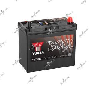 BATTERIE VÉHICULE Batterie auto, voiture YBX3053 12V 45Ah 400A Yuasa