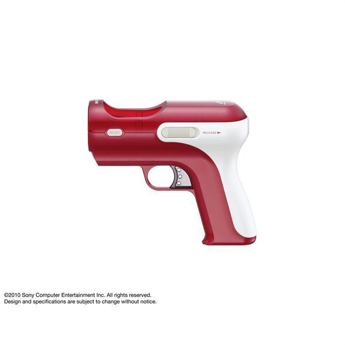 Accessoire de Tir PlayStation Move / Accessoire co