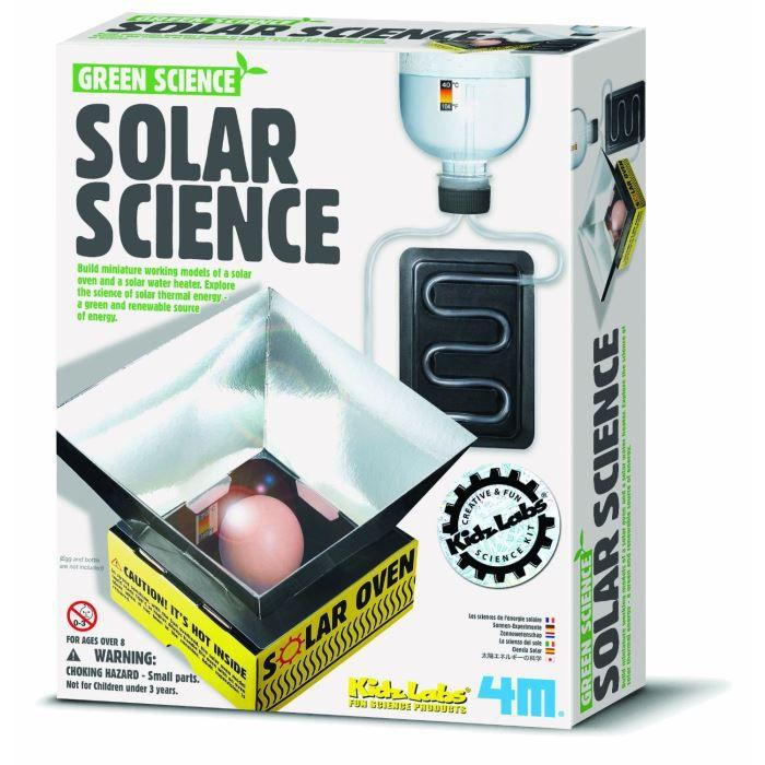Energie solaire, Kit d'expériences