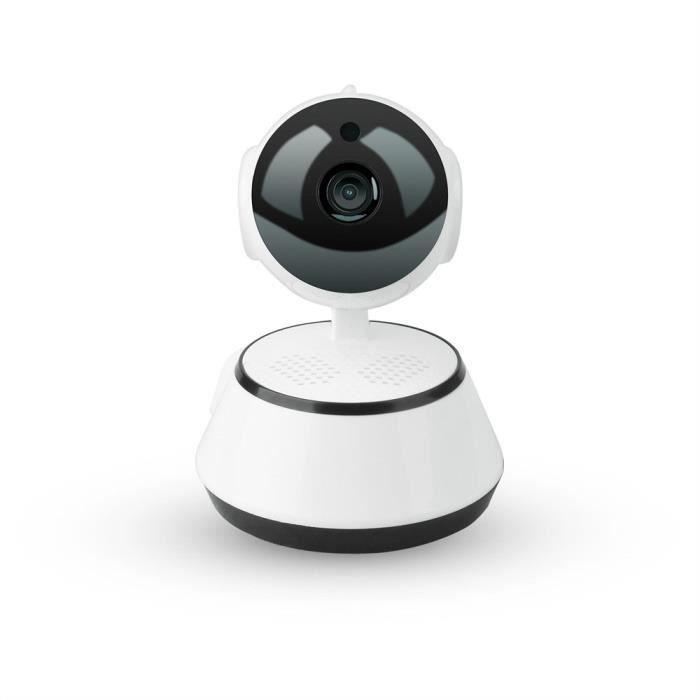 Caméra Ip sans fil 1080p Réseau Pan Tilt Sécurité Cctv Night Vision Cam connexion Wi Fi! @coniada1249