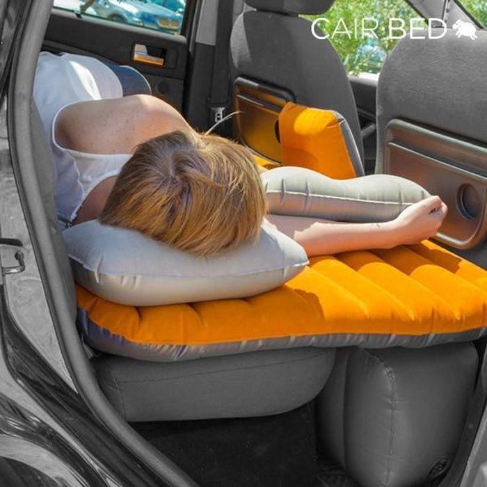 Matelas gonflable pour voiture pour deux personnes - Lit pour voiture