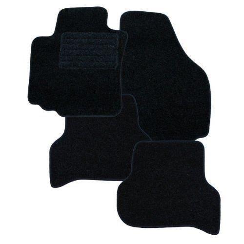 RAU Fait sur Mesure Feutre Tapis de Sol avec fixation sur le tapis conducteur, Noir