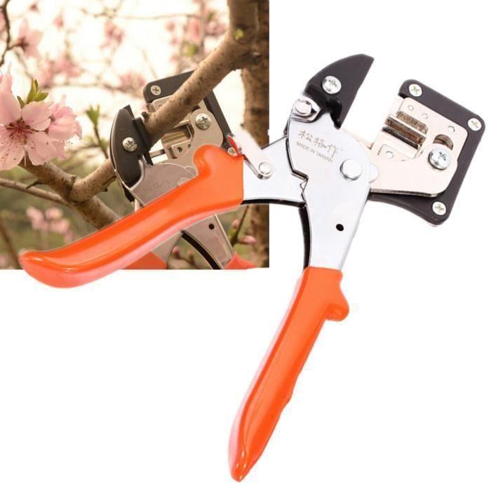 Pince à greffer greffoir pour arbres fruitiers greffage outils de jardin 20cm