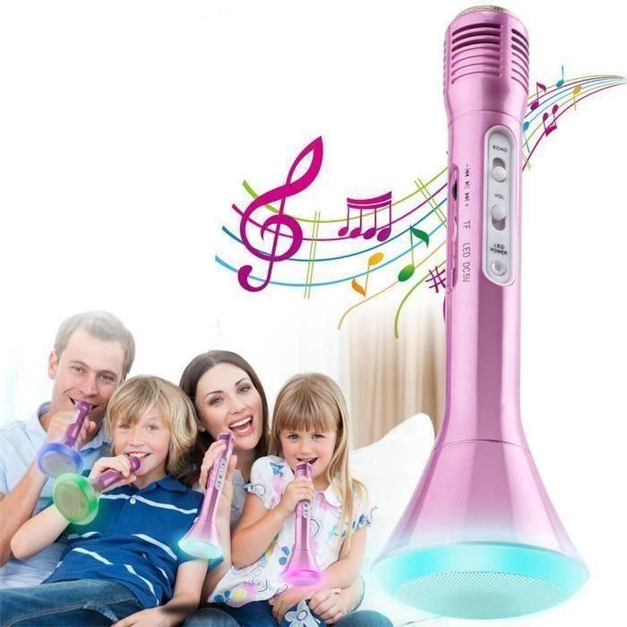 Micro sans fil Karaoke Enfants