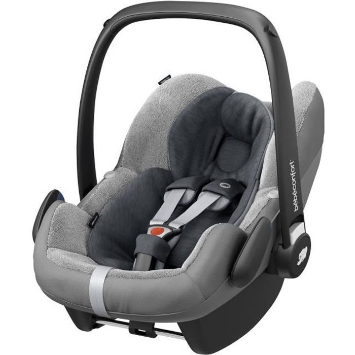 BEBE CONFORT Housse Eponge Pebble Pro/Rock Fresh Grey