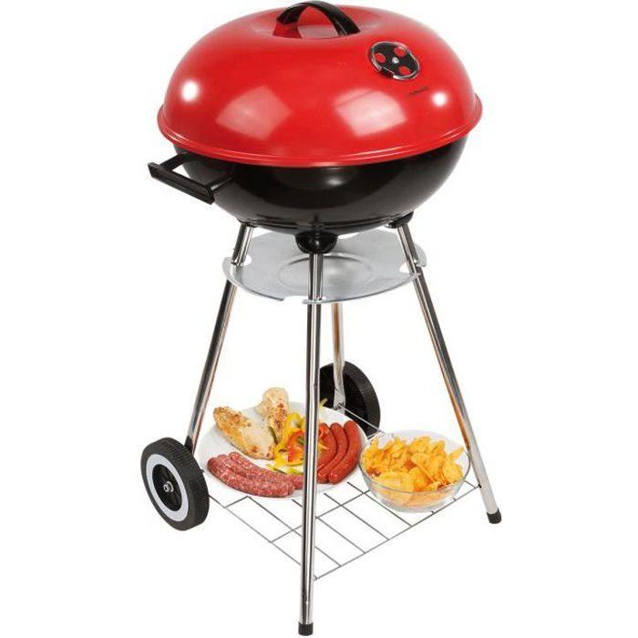 Barbecue à Charbon Rouge Rouge,Noir