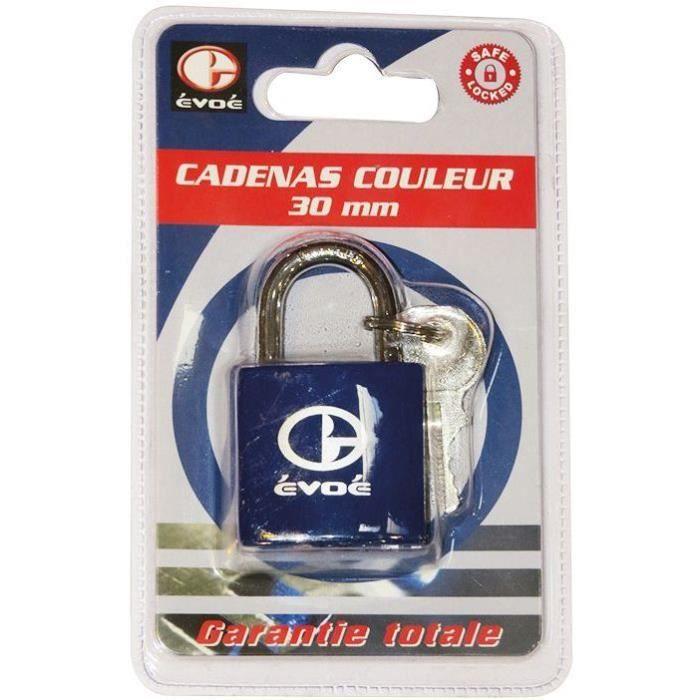 Cadenas bleu 30mm