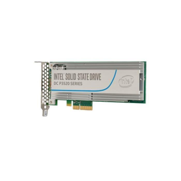 Intel Ssdpe2mx450g701 Intel Ssd Dc P3520 Series 450Gb 2.5in Pcie3.0X4 3D Mlc 7mm Pack Simple