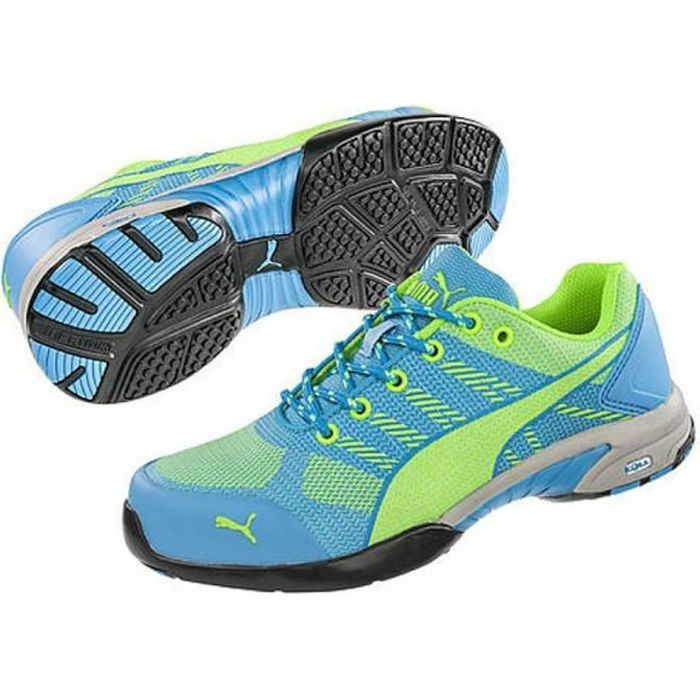 Chaussures de sécurité PUMA celerity bleu S1P
