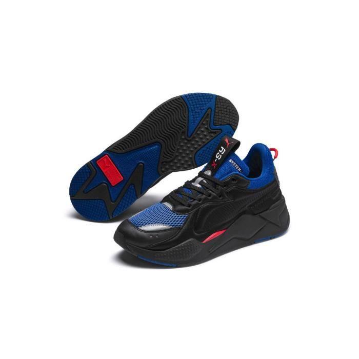 Baskets Puma RS-X Soft Case Noir Bleu