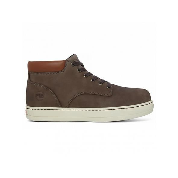 Timberland Pro - Chaussures de sécurité Disruptor Chukka Lace-up - A1G9I - Marron - 43