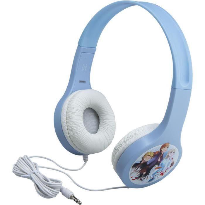 La REINE DES NEIGES 2 - Casque Audio Enfant