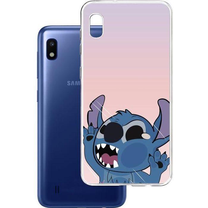 Coque Samsung Galaxy A10 - Stitch Vitre. Accessoir