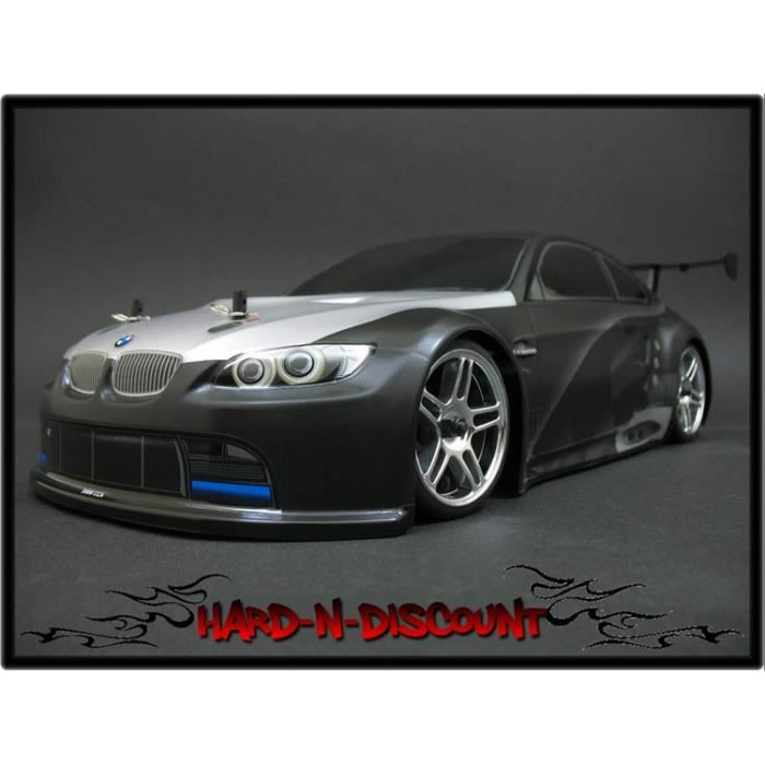 voiture thermique radiocommand e bmw m3 gt2 e92 achat vente voiture camion voiture. Black Bedroom Furniture Sets. Home Design Ideas