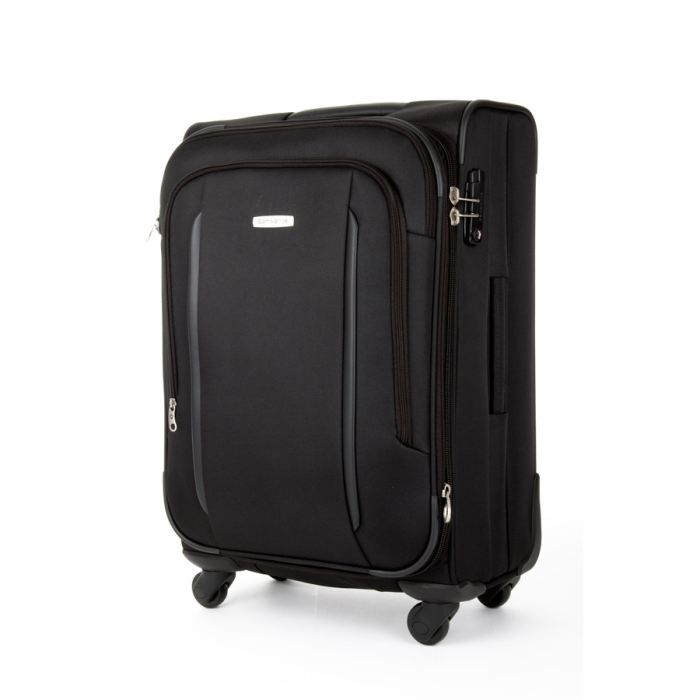 samsonite valise souple x 39 blade 63cm noir noir achat. Black Bedroom Furniture Sets. Home Design Ideas