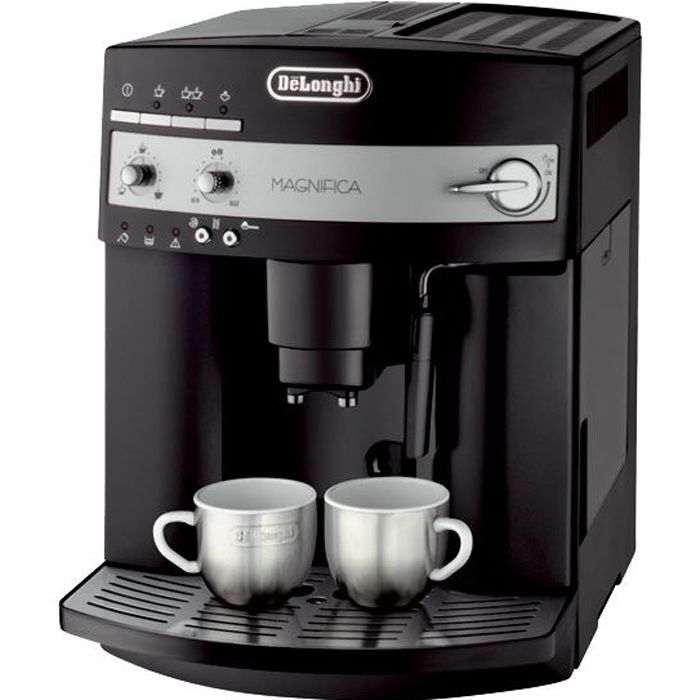 delonghi machine caf enti rement automatique achat vente cafeti re cdiscount. Black Bedroom Furniture Sets. Home Design Ideas