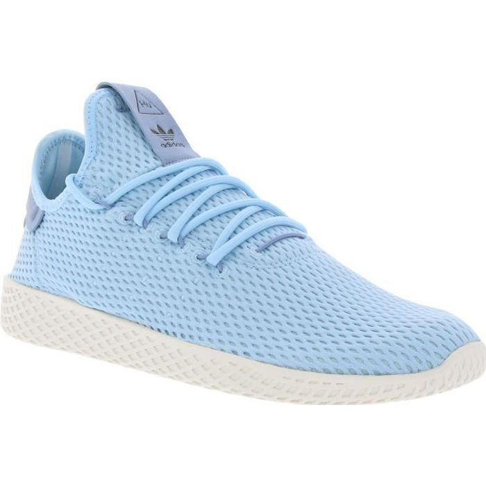 adidas Originals Pharrell Williams Tennis HU Sneaker homme Bleu CP9764