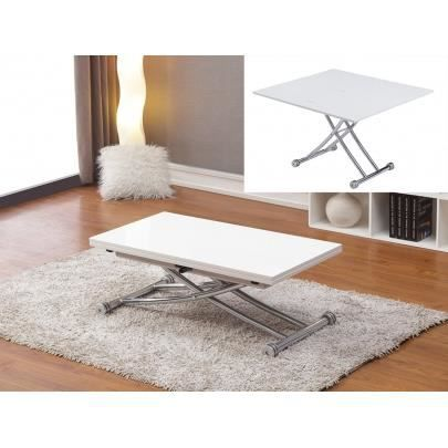 Table extensible up down clever 4 couverts l achat - Table up down extensible ...