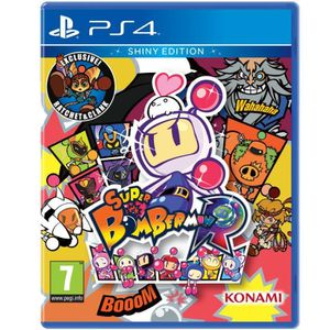 JEU PS4 Super Bomberman R: Shiny Edition Jeu PS4