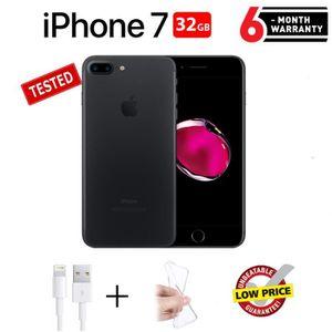 SMARTPHONE RECOND. Apple iPhone 7 Noir 32Go - Reconditionné