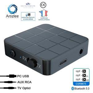 Récepteur audio Émetteur Récepteur Bluetooth 5.0 - Artizlee® Trans