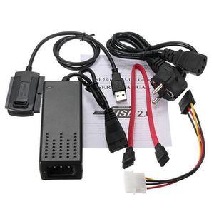 CÂBLE E-SATA SATA - PATA - IDE câble adaptateur convertisseur U