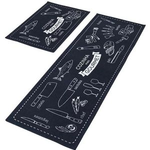 tapis de cuisine devant evier achat vente pas cher. Black Bedroom Furniture Sets. Home Design Ideas