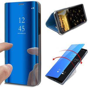 HOUSSE - ÉTUI Coque Samsung Galaxy A70 Clear View Etui à Rabat F