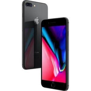 SMARTPHONE Noir--Pour Apple iPhone 8 Plus 64GB Occasion Déblo