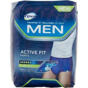 FUITES URINAIRES TENA Men Active Fit - L